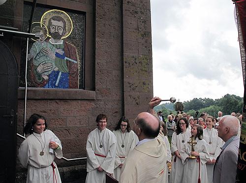 85 Jahre St Josef Donebach