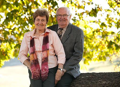 Annemarie und Alois Grimm