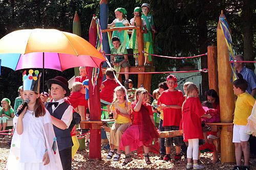 Schulfest Grosseicholzheim