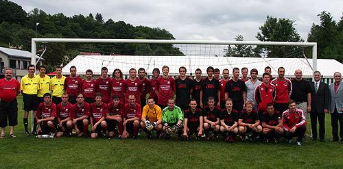 Siegerteams RIO Cup