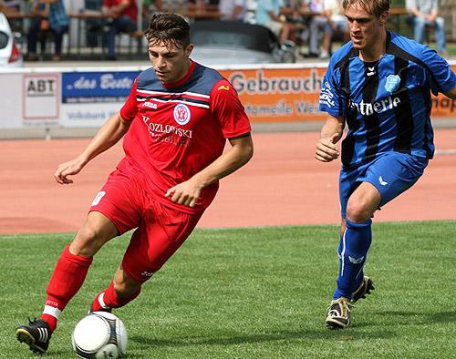 VfR Mannheim siegt in Pokalbegegnung