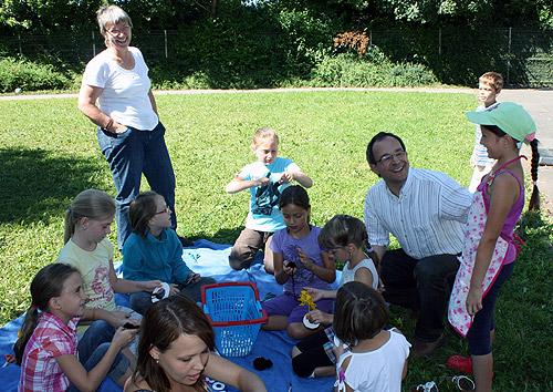 Kinderprogramm Buchen