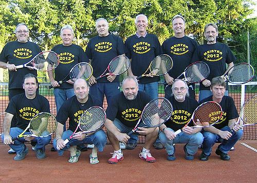 TC Grosseicholzheim feiert Meisterschaften