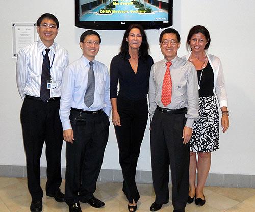 10 Jahre Kooperation DHBW Singapur