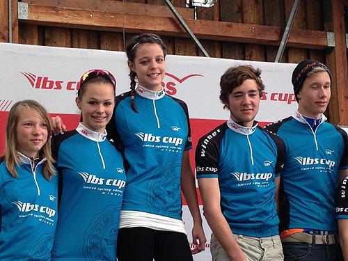 500 MTB Jugendsieger