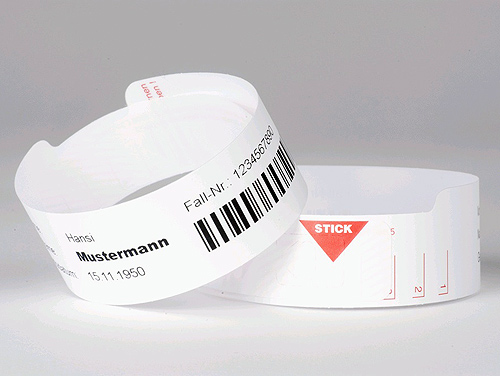 500 Patientenarmband