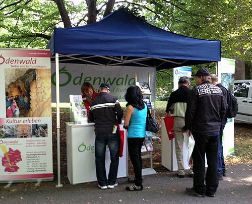TGO auf dem SWR4 Hoererfest Karlsruhe