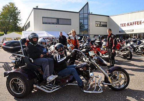 500 Im Trike durchs Neckartal