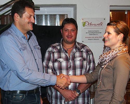 091112 500 FWK Stefanie Schoelch verabschiedet KH Schaefer