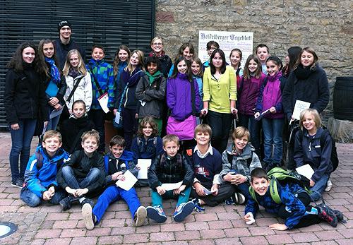 HSG Eine Reise in die Urgeschichte