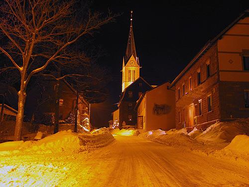 Kirche Schlossau