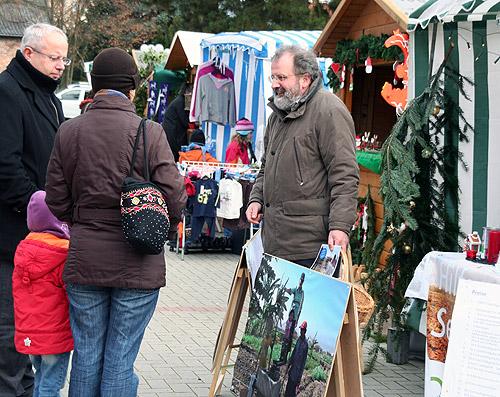Weihnachtsmarkt Grosseicholzheim