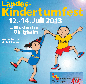 Landeskinderturnfest 2013