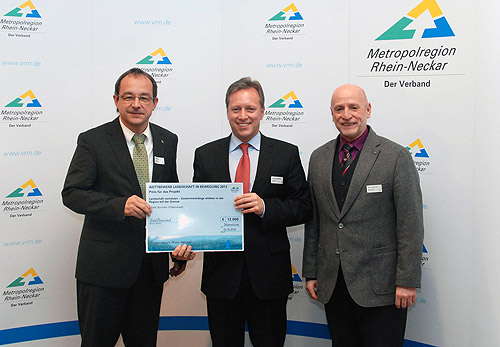500 Preis Landschaft in Bewegung 2012