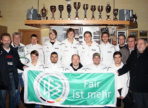 VfL Eberstadt FairplaySieger