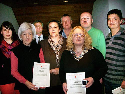 500 Blutspenden Hassmersheim