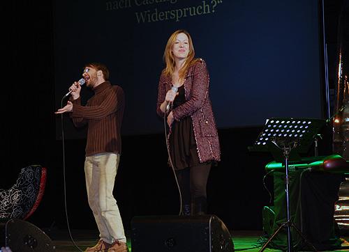 500 Rino Galiano und Katja Friedenberg