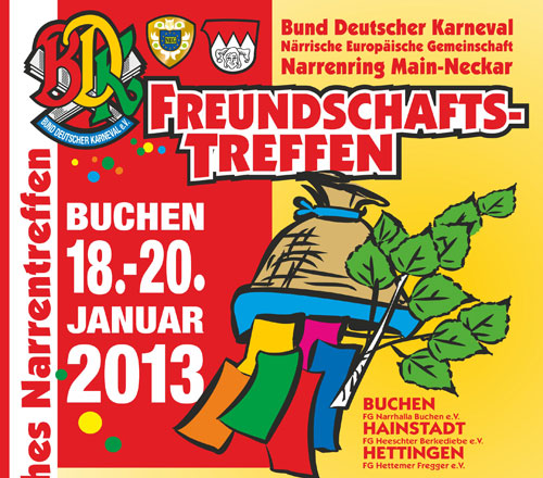 Narrentreffen 2013
