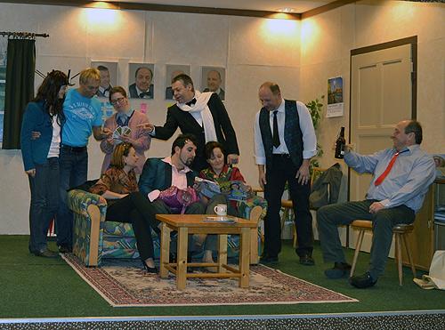 Theater Leih Dir einen Mann Musikverein Wagenschwend 2013