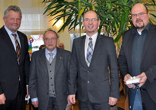 Neujahrsempfang CDU Wallduern
