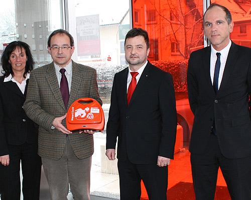 500 Defibrillator Buchen