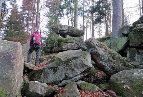 500 Felsenhaus einst Unterschlupf der Hoelzerlips Bande