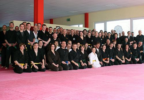 500 Mudau als Kampfkunst Mekka