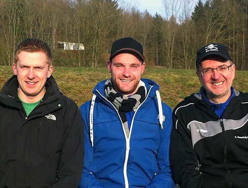 Trainer Trio SV Wagenschwend
