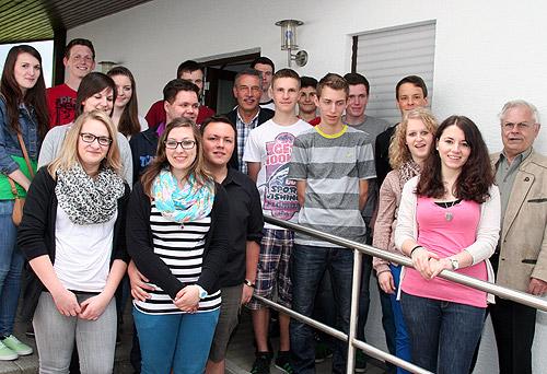 10 Jahre Jugendtreff SCheidental