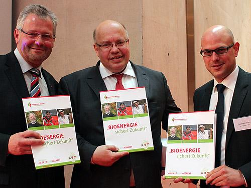 HOT bei Umweltminister Altmaier