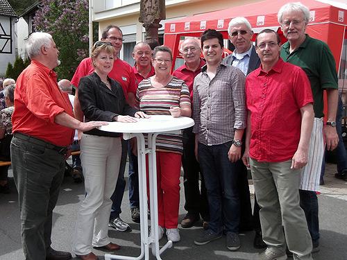 Himmelfahrt SPD Osterburken