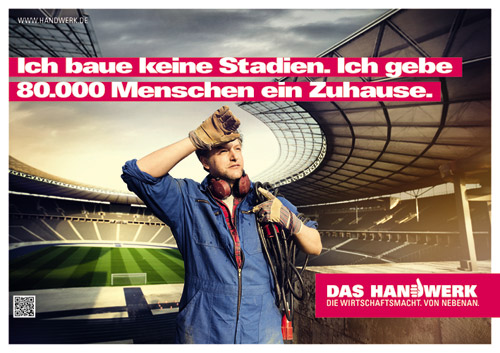 Stadionbau HWK