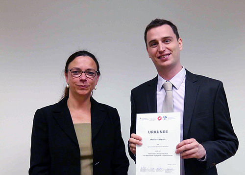 HGF Lehrerpreis