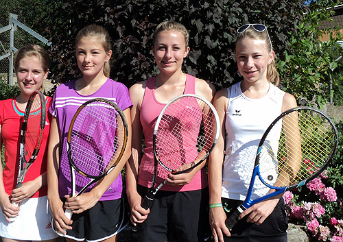 Tennisjugend SCA