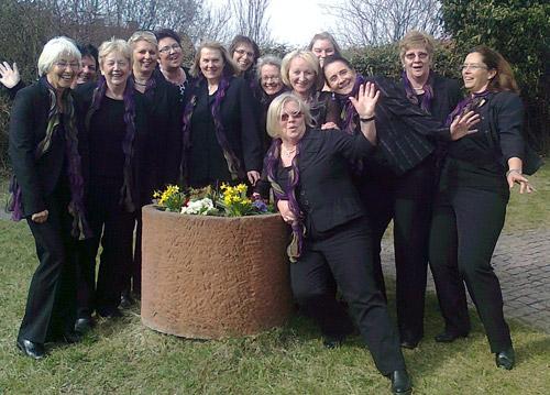 NZ Church meets Swinging Ladies