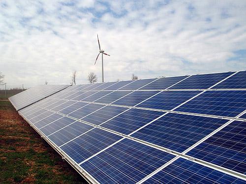 Studie Erneuerbare Energie