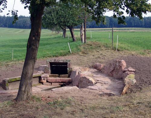 Brunnenanlage Waldauerbach
