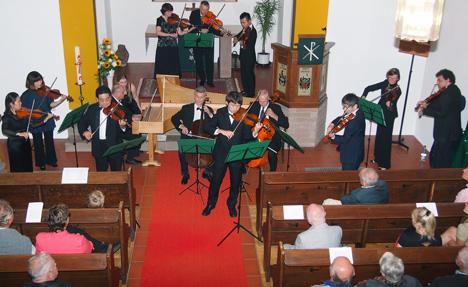KP Asaeda Meisterklasse in Waldkatzenbach