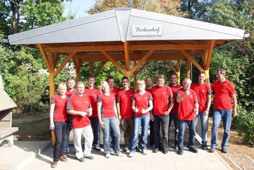 NZ2 Audi Freiwilligentag
