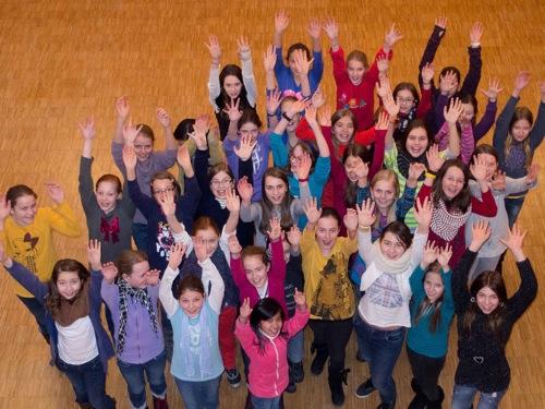 Zauberfloete Singschule