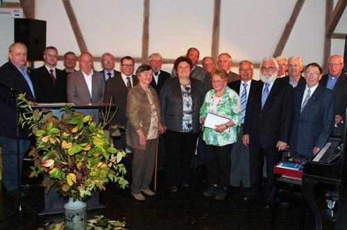 CDU Seckach ehrt Mitglieder