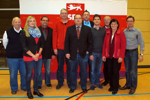 Kreisvorstand SPD