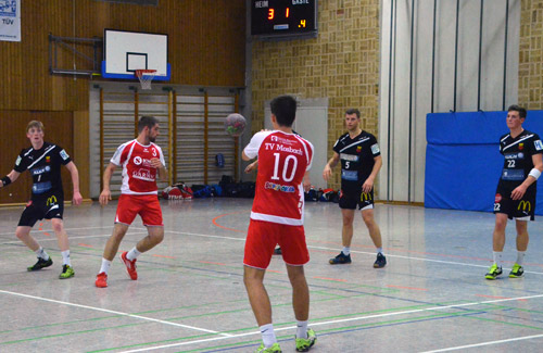 Odenwald Derby Handball