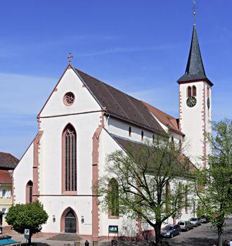 Stiftskirche Mosbach
