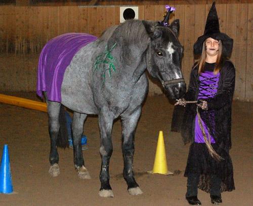 467 Pferdeland Halloween