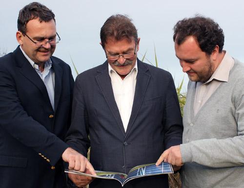 Manfred Lauer ist neuer Bioenergie Botschafter