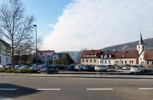 Parkdeck Altstadt