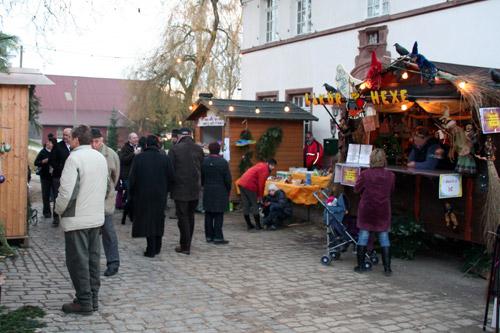 Weihnachtsmarkt Rumpfen