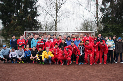 Training VFB1214