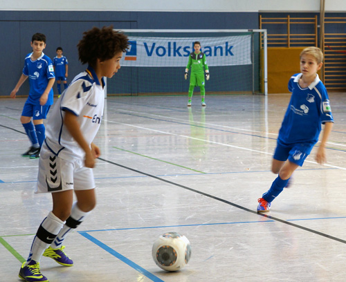 500 Spielszene SVS Voba Cup 2014
